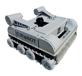 Nettoyeur de piscine - Eurobot